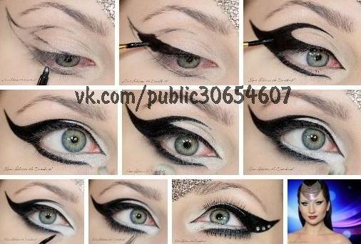 Как сделать себе простой и красивый макияж
