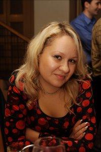 Елена Тарасова, 31 июля 1984, Москва, id1563235