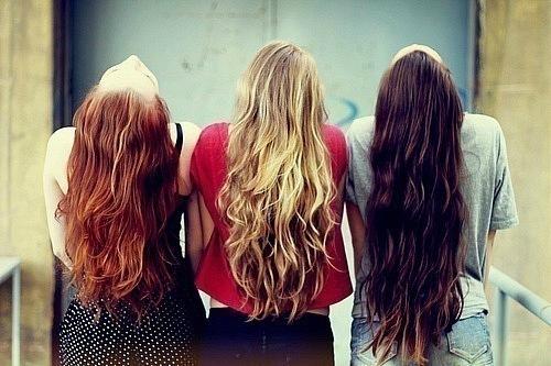 Блондинки не глупые, а милые; брюнетки не стервы, а сильные; рыжие не странные, а необычные.