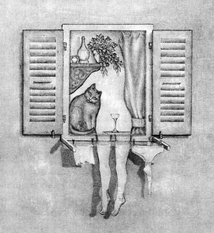 Цікаві картинки, обман зору