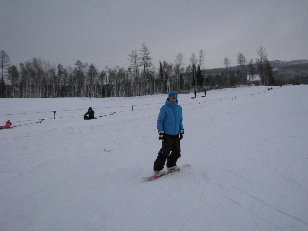 сноуборд, орехов камень
