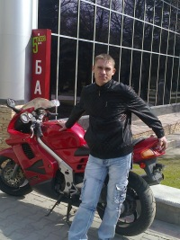 Юрик Глобенко, 5 августа , Новосибирск, id102558005