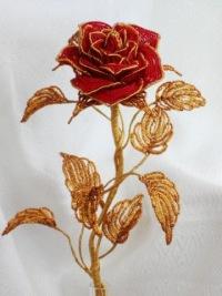 схемы плетения украшений из бисера