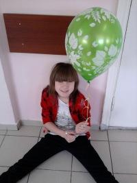 Кристина Кочергина, 1 июля , Новый Уренгой, id163955480