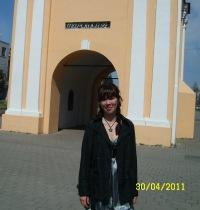 Альбина Ниязова, 13 ноября 1991, Омск, id135743619