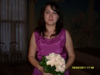 Ольга Батинова, 15 июня 1990, Нижнекамск, id69716153