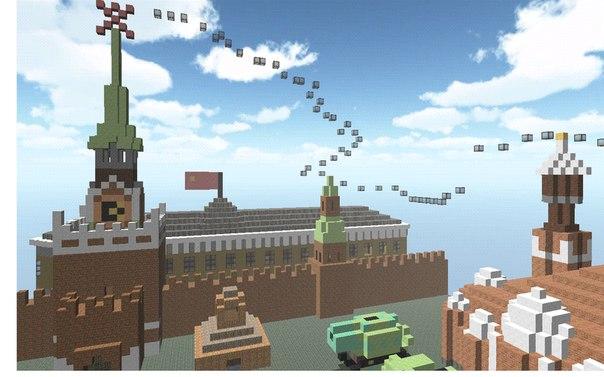 Онлайн игра строим замки