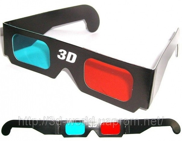 3 де очки своими руками фото