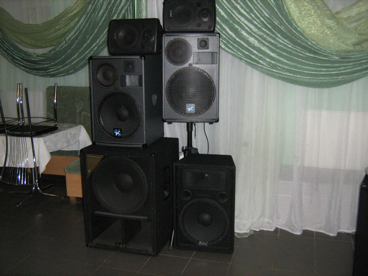 Эстрадная акустическая система 162
