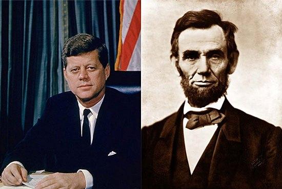 Збіги Лінкольна-Кеннеді
