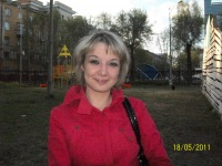 Надежда Горбунова(усенко), 25 марта 1986, Санкт-Петербург, id140973380