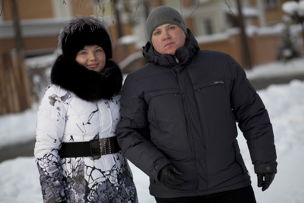 Саша Зарипов, Ангарск