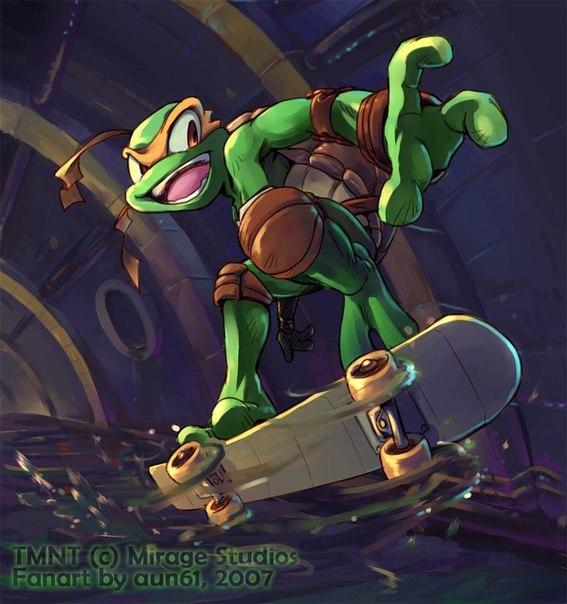 The Complete History of Teenage Mutant Ninja Turtles