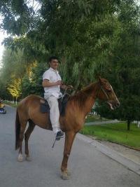 Хурсандбек Уринбаев, 28 июля 1995, Миасс, id156275557