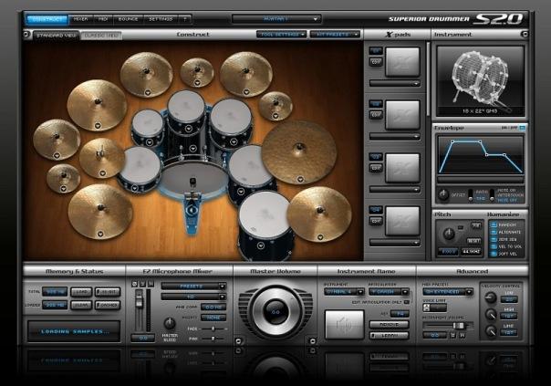 Superior Drummer 2.0 Торрент