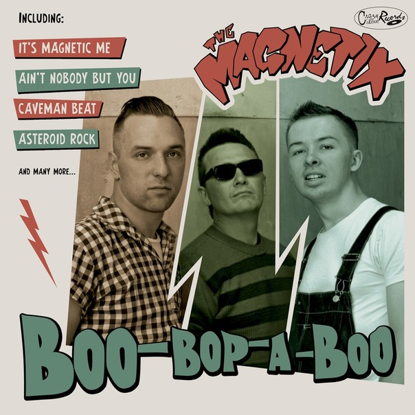 18.11 The MAGNETIX-Boo-Bop-A-Boo Record Release Party!!!