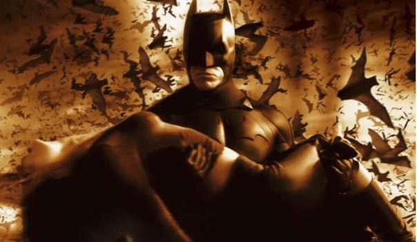 Бетмен Начало
