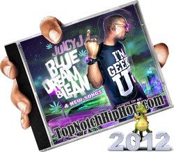 Juicy J - Blue Dream & Lean (Bonus Tracks) - 2012