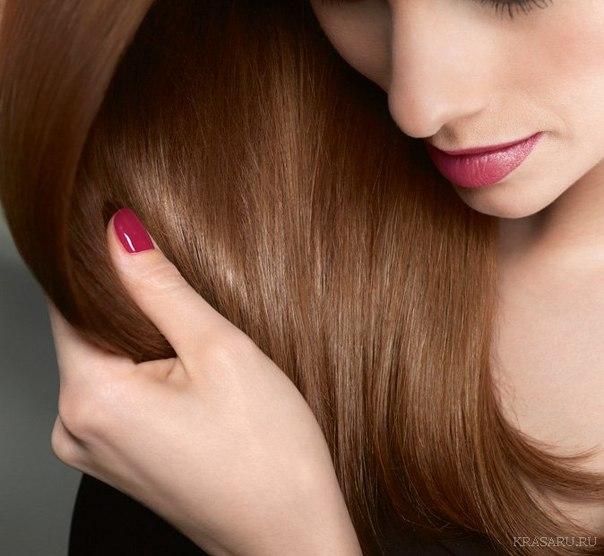 Быстрый рост волос с помощью