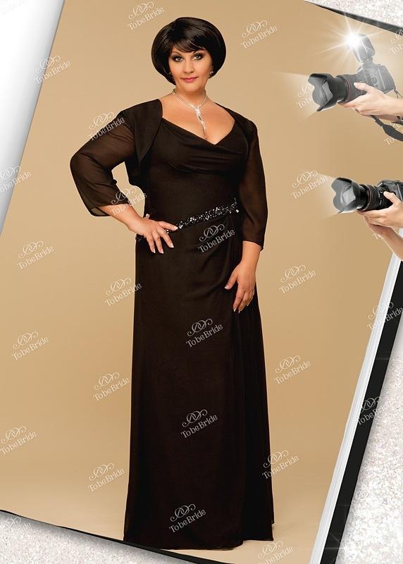 Вечерние платья больших размеров to be