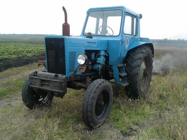 Продажа MT-3 80 бу на AUTO.RIA: купить МТЗ 80 Беларус в.