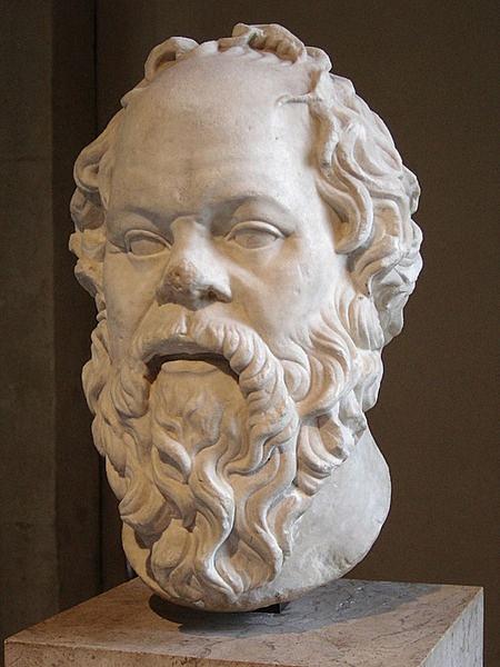 обвиняемый Сократ