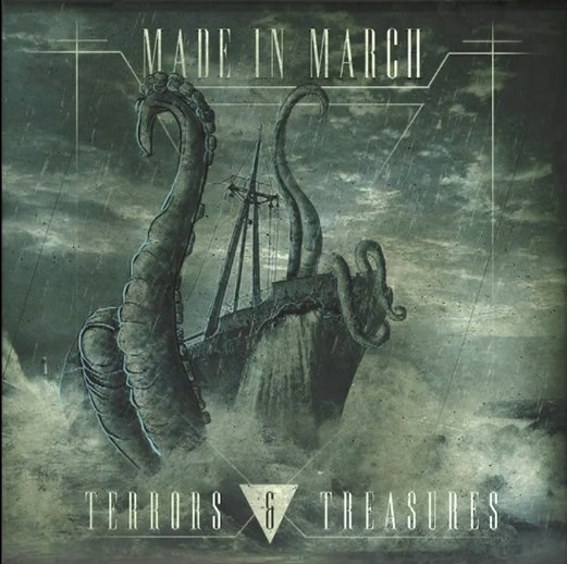 Made In March – Terrors and Treasures [EP] (2012)