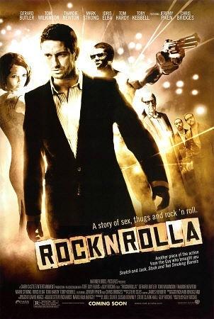 Рокенрольщик / Rock'n'Rolla (2008) HDRip