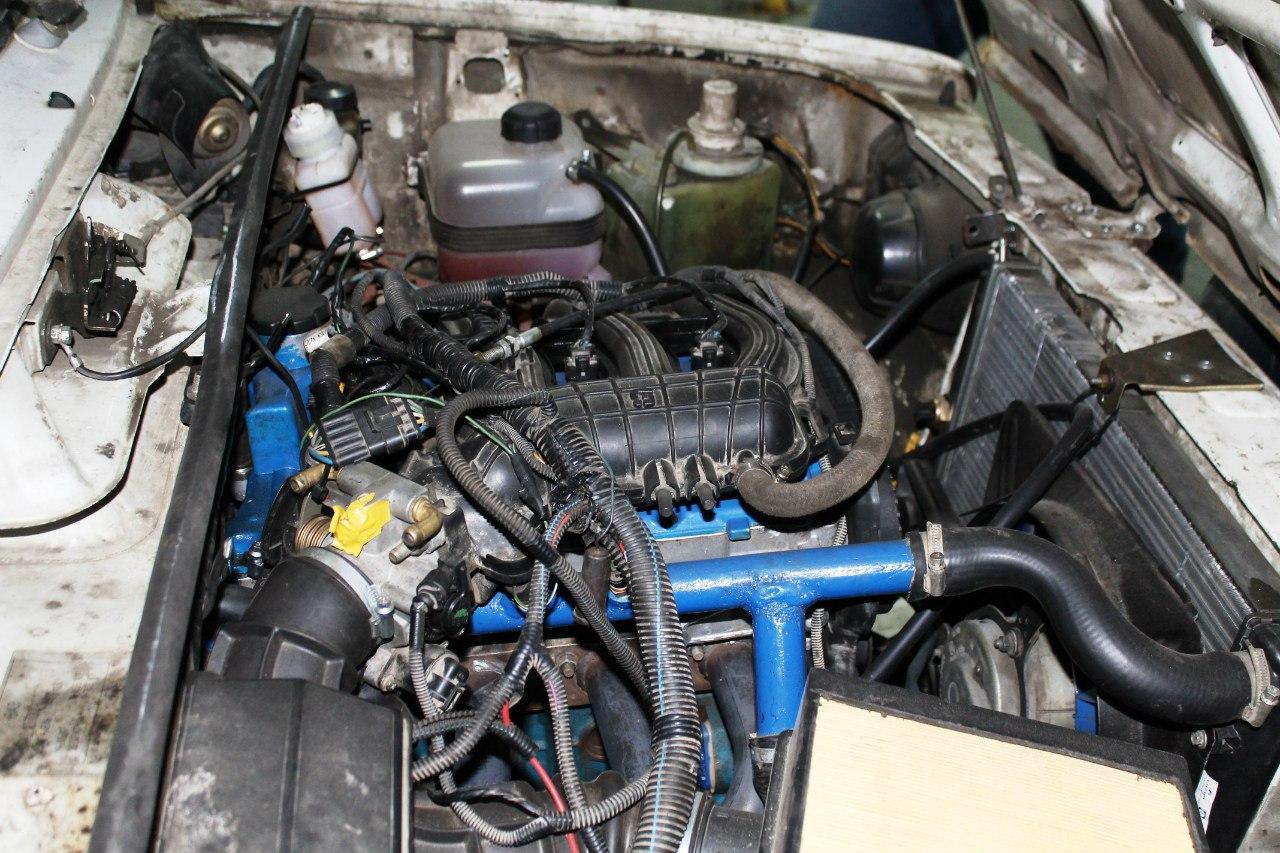 Тюнинг двигателя ваз 2106 своими рукам