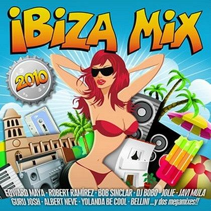 (House, Club, Dance) VA - Ibiza Mix 2010 (Blanco y Negro) - 2010, MP3, 192 kbps