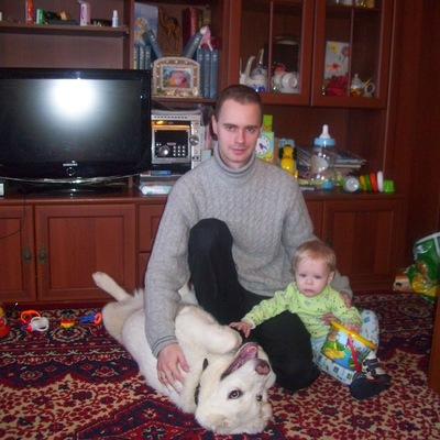 Роман Ильин, 2 декабря 1984, Зеленоград, id7277258