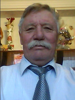 Пирогов Виталий Михайлович, сотрудник филиала Центрального Военно-Морского Музея «Кронштадтская крепость»