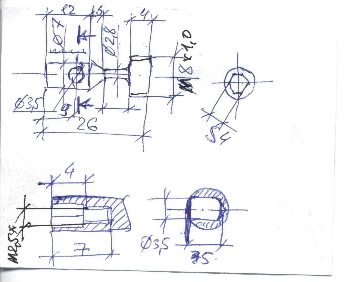 Самодельный мотобуксировщик чертежи 6 фотография