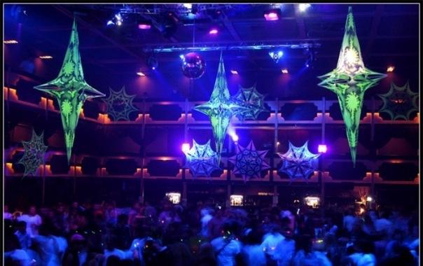 Ультрафиолетовые лампы для дискотек своими руками