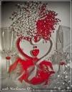 свадебные подарки из бисера - О том, как плести бисером.