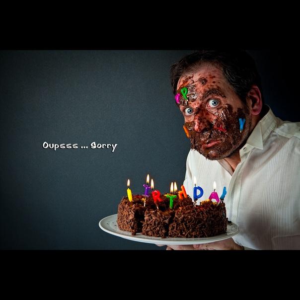 прикольные картинки 5d с тортом