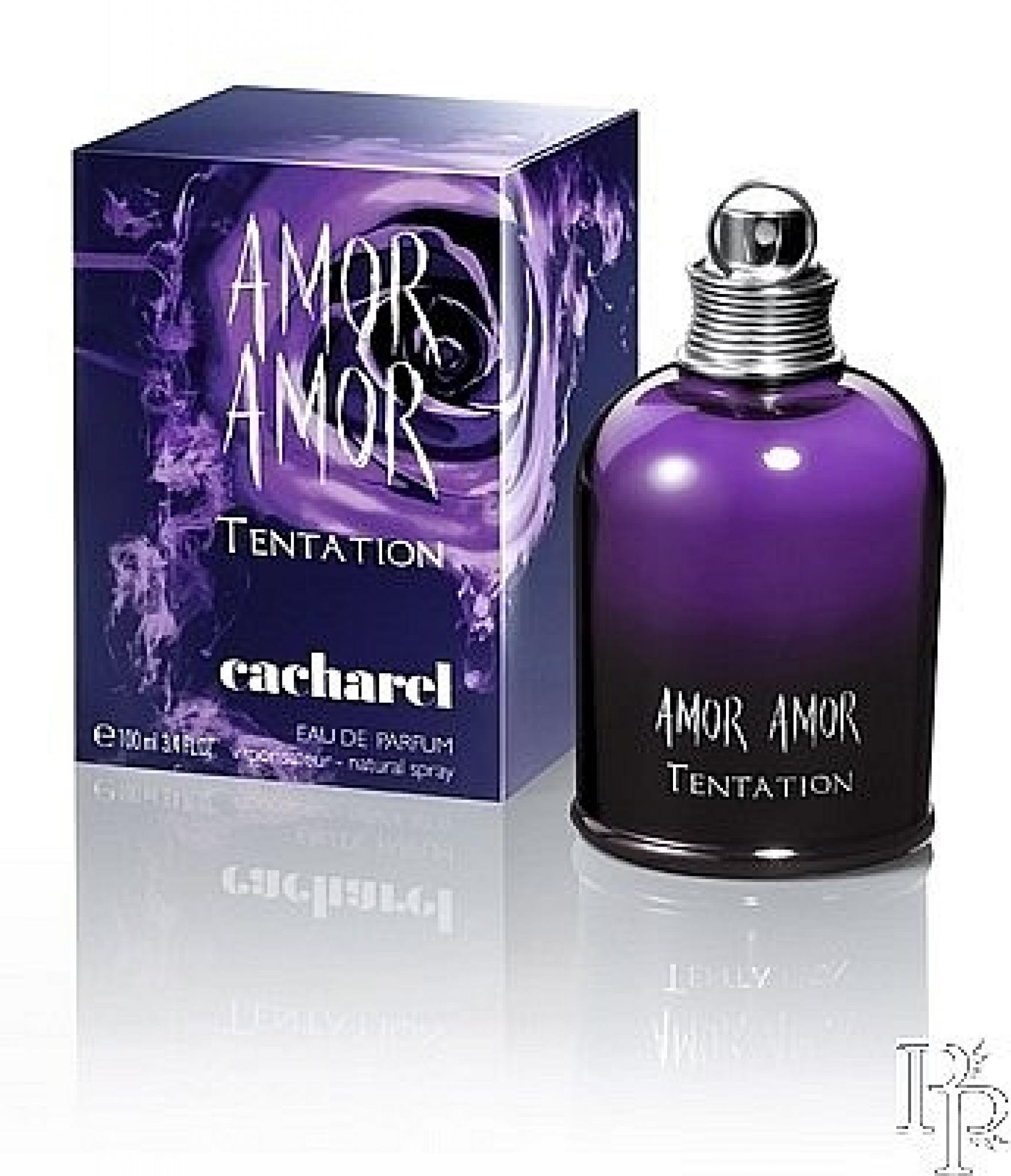Cacharel - amor amor tentation. w-100.