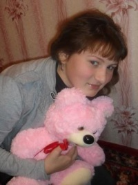 Олеся Князева, 6 декабря 1995, Херсон, id156801200