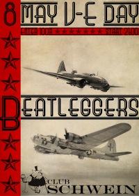 08.05 Beatleggers let's land party!
