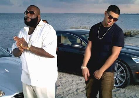 Drake хочет работать с Rick Ross