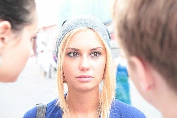 Агата милое лицо глаза красивые
