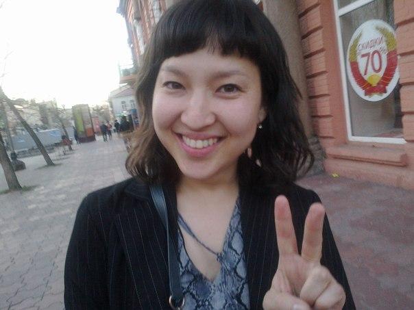 Ариадна Шмыт, Улан-Удэ - фото №17