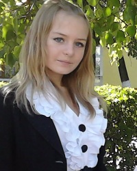 Анна Блинкова, 8 июля 1996, Бузулук, id104371056
