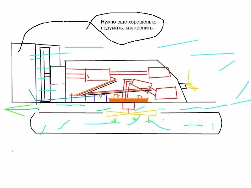 Видео судно на воздушной подушке 139