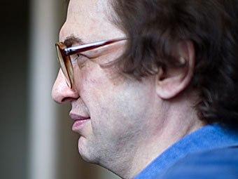 Мавроди арестовали на пять суток за неуплату тысячи рублей