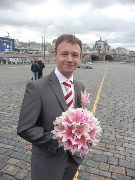 Сергей Родионов   Москва