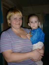 Татьяна Рыбина, 15 февраля 1992, Сосновоборск, id167558799