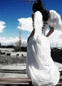 ангелы картинки девушки