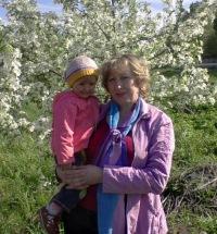 Людмила Соболева, 12 февраля 1963, Новосибирск, id131712473