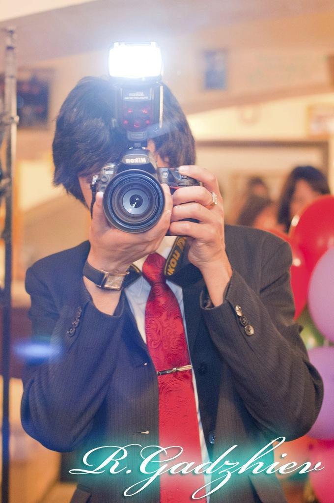 Как сфотографировать самого себя